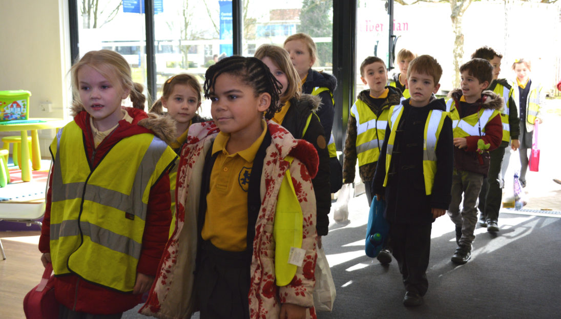 school visit 5