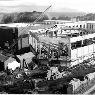 building the gulbenkian