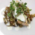 Cafe tabbouleh salad