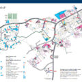 university of kent parking map