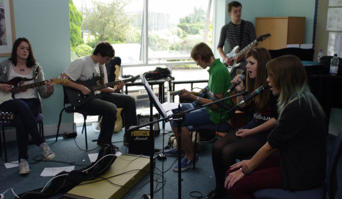 Canterbury Rock School 1