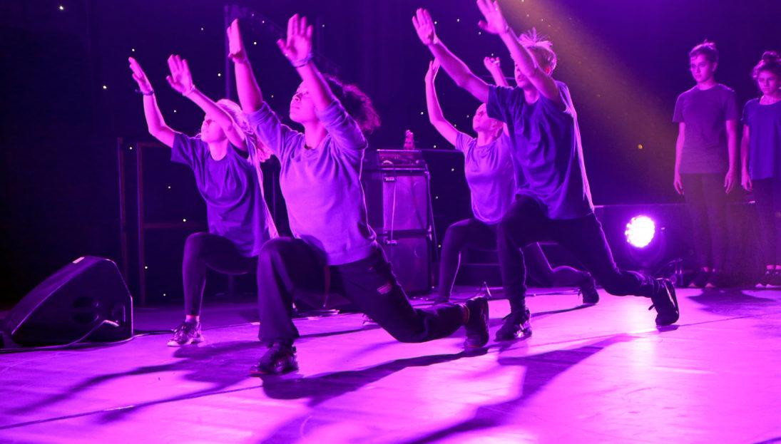 Youth Dance Company 1