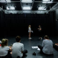 Gulbenkian, youth theatre Workshops. Photography by Jason Pay-8