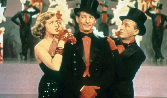 WHITE CHRISTMAS [US 1954]ROSEMARY CLOONEY, DANNY KAYE, BING CROSBY