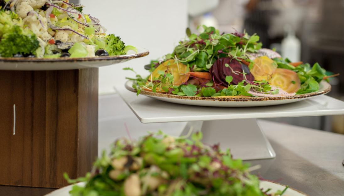 Cafe - Salad Bar