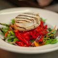 Cafe - Goats cheese salad