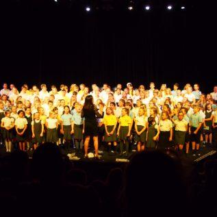 Canterbury Primary schools concert 2018
