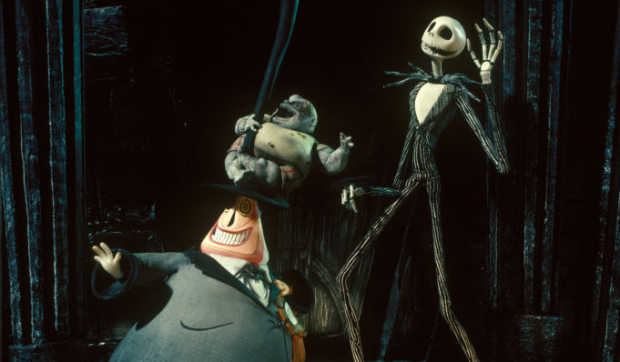 THE NIGHTMARE BEFORE CHRISTMAS 3D