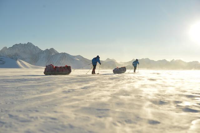 Kendal Mountain Film Festival : Ben Saunders