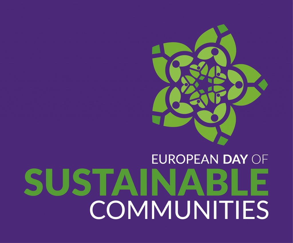 Day for sustainable communities logo