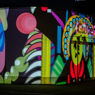 What we do - outside projection