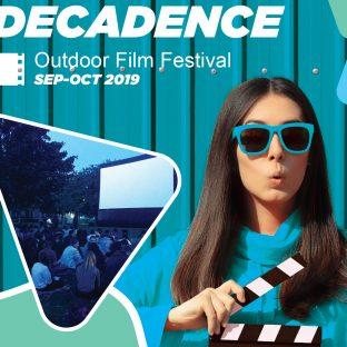 decadence outdoor film festival