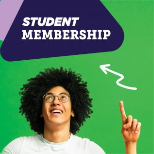 Student membership green
