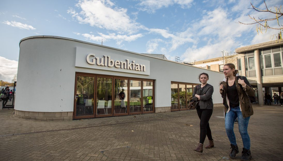 Gulbenkian OUtside Credit Manu Palomeque