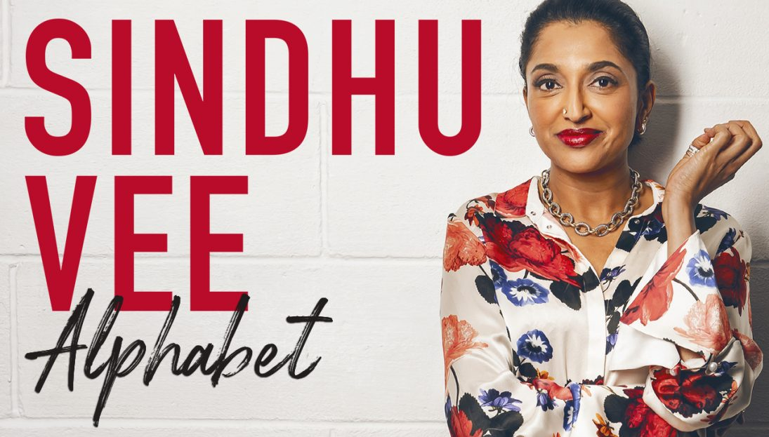 Sindhu Vee Alphabet Tour Image with title