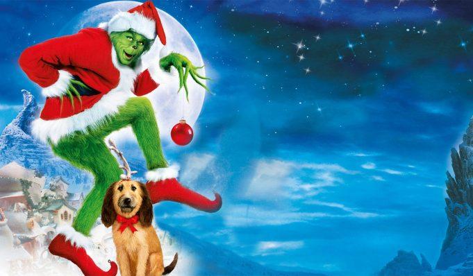 Dr Seuss' How The Grinch Stole Christmas