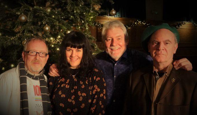 albion christmas band