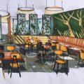 SEA Design: Cafe refurb 2