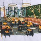 SEA Design: Cafe refurb