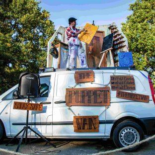 The Puppet Van