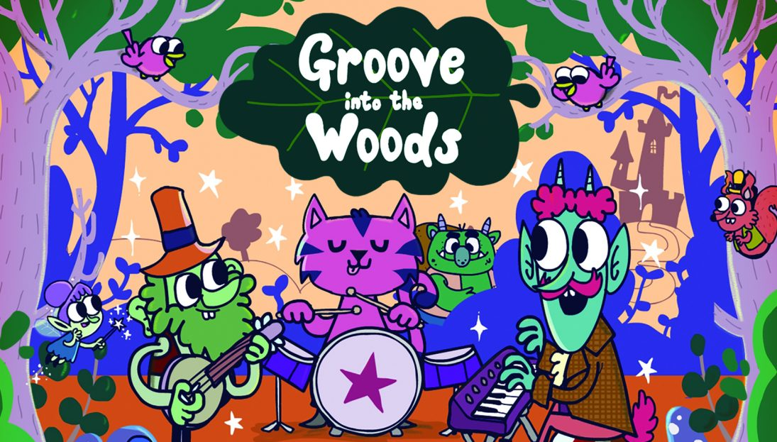groove into woods BANNER